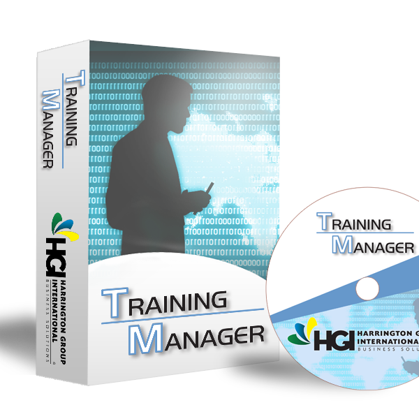 Training Management Software system from hgint