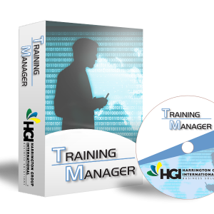 Training manager software from HGInt