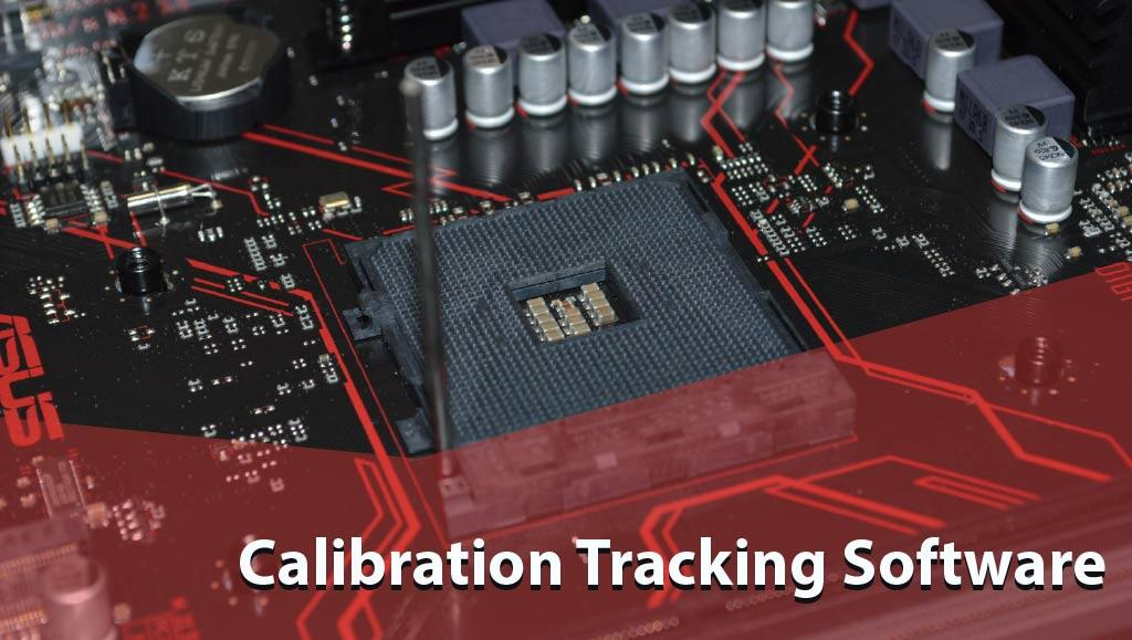 Calibration-Tracking-Software
